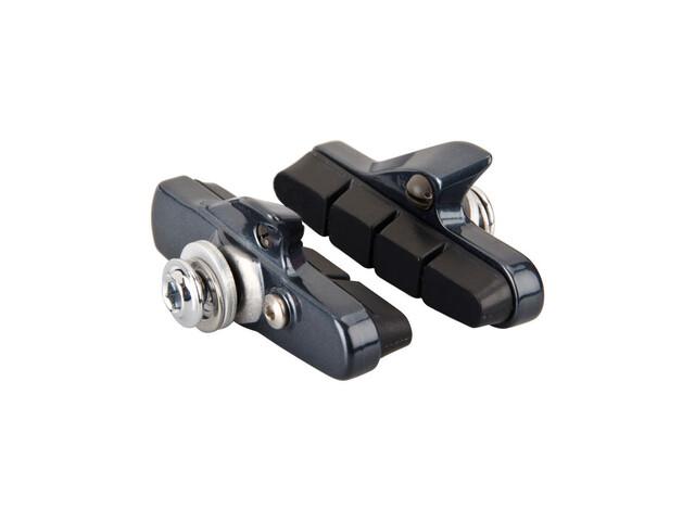 Shimano R55C4 Cartridge Bremsschuhe für BR-6810 grau